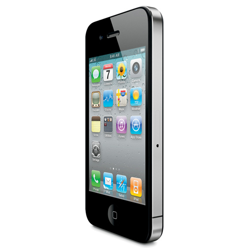 Телефон Apple iPhone 4 (Айфон 4). Купить Apple.