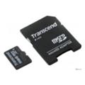 Transcend 64 GB microSDXC Class 10 Premium + SD Adapter TS64GUSDXC10