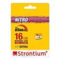 Strontium 16 GB microSDHC Class 10 USH-I Nitro SRN16GTFU1R