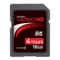 SanDisk SDHC Video HD 16Gb