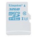 Kingston 32 GB microSDHC class 10 UHS-I U3 SDCAC/32GBSP