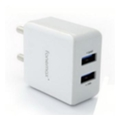 Fonemax X-Power DualUSB Travel Charger White (FM-XP-AC200WH)