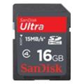 SanDisk 16 GB Ultra SDHC SDSDH-016G-U46