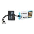 TEAM 16 GB microSDHC Class 10 + Reader TUSDH16GCL1005