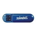 takeMS 16 GB MEM-Drive ColorLine NT Blue