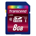 Transcend 8 GB SDHC UHS-1 Ultimate TS8GSDHC10U1