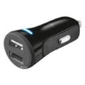 Trust 20W Car Charger with 2 USB port Black (20572)