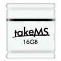 takeMS 16 GB MEM-Drive EXO white