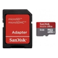 SanDisk 4 GB microSDHC Mobile Ultra + SD adapter (SDSDQY-004G-U46A)