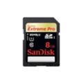 SanDisk 8 GB Extreme Pro SDHC UHS-I SDSDXPA-008G-X46