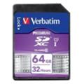 Verbatim 64 GB SDXC class 10 (44024)