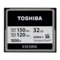 Toshiba 32 GB Compact Flash 1000X (CF-032GTGI(8)