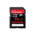 SanDisk 64 GB Extreme SDXC HD Video SDSDX-064G-X46