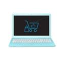 Asus R541UA (R541UA-DM566D) Blue