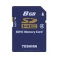 Toshiba 8 GB SDHC