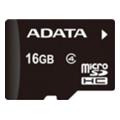 A-data 16 GB microSDHC class 4 AUSDH16GCL4-R