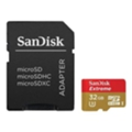 SanDisk 32 GB microSDHC UHS-I U3 Extreme + SD adapter SDSQXNE-032G-GN6MA