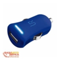 Trust Smart Car Charger 1 А Blue (20152)
