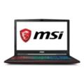 MSI GP63 8RDBlack (GP638RD-684XUA)