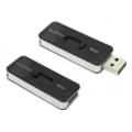 Qumo 16 GB Slider 01 Black (QM16GUD-SLD 01-b)