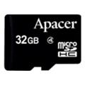 Apacer 32 GB microSDHC Class 4 AP32GMCSH4-RA