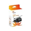 Florence USB 2100mA, cable microUSB Black (TC21-MU)