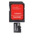 SanDisk 16 GB microSDHC + SD adapter (SDSDQM-016G-B35A)