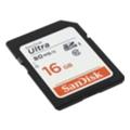 SanDisk 16 GB SDHC UHS-I Ultra SDSDUNC-016G-GN6IN