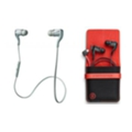 Plantronics BackBeat GO 2 (Black) + Charging Case