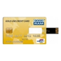 GOODDRIVE 8 GB Gold Credit Card