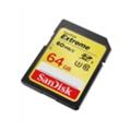 SanDisk 64 GB SDXC UHS-I U3 Extreme SDSDXN-064G-G46