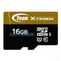 TEAM 16 GB microSDHC UHS-I + SD Adapter TUSDH16GU9003