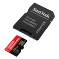 SanDisk 32 GB microSDHC UHS-I U3 Extreme Pro + SD adapter SDSDQXP-032G-G46A