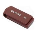 Qumo 8 GB Twist Rosewood (QM8GUD-TW-Rosewood)