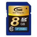 TEAM 8 GB SDHC Class 10 TSDHC8GCL1001