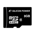 Silicon Power 8 GB microSDHC Class 2
