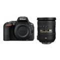 Nikon D5500 kit (18-200mm VR)