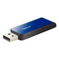 Apacer 4 GB AH334 Blue USB 2.0 (AP4GAH334U-1)