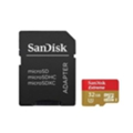SanDisk 32 GB microSDHC UHS-I U3 Extreme + SD adapter SDSQXNE-032G-GN6AA