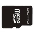 Qumo 8 GB microSDHC class 10 + Card Reader QM8GCR-MSD10-FD