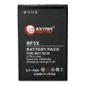 ExtraDigital Аккумулятор для Motorola BF5X (1500 mAh) - BMM6255