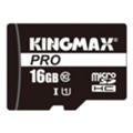 Kingmax 16 GB microSDHC Class 10 UHS-I Pro KM16GMCSDUHSP1A