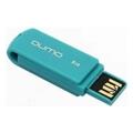 Qumo 8 GB Twist Turquoise (QM8GUD-TW-Turquoise)