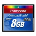 Transcend 8 GB 400X CompactFlash Card TS8GCF400