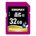 Kingmax 32 GB SDHC Class 10 WaterProof KM32GSDHC10W