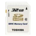 Toshiba 32 GB SDHC Class 10