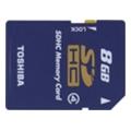 Toshiba 8 GB SDHC Class 4