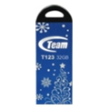 TEAM 32 GB T123 Blue Xmas