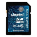 Kingston 16 GB SDHC Class 10 Video