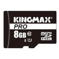 Kingmax 8 GB microSDHC Class 10 UHS-I Pro KM08GMCSDUHSP1A